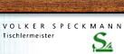 Volker Speckmann - Tischlerei