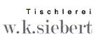 Tischlerei W.K. Siebert