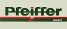 Pfeiffer Erdbau GmbH - Güterkraftverkehr-Erdbau-Container
